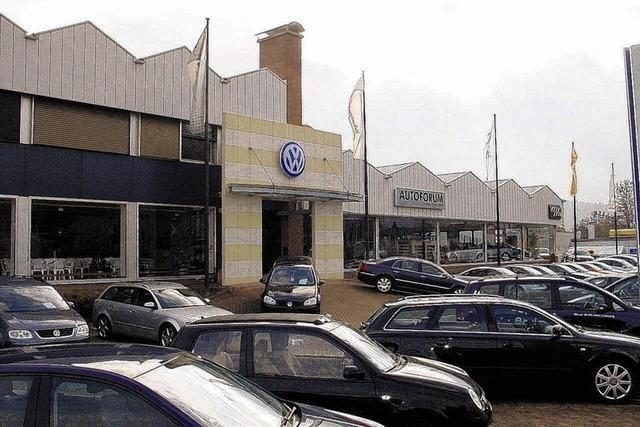 In Autohaus an Porschestraße zieht wieder Leben ein