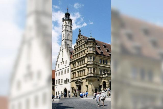 Passaus Stephansdom und Nürnbergs Gerichtssaal