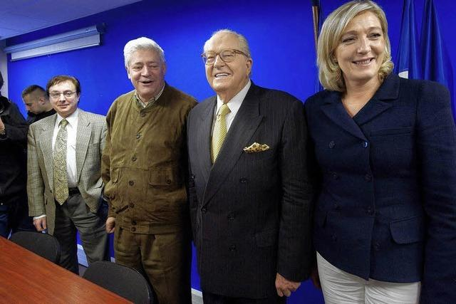 Marine Le Pen greift nach der Macht
