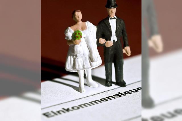 SPD will weg vom Ehegattensplitting