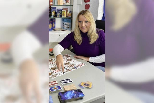 Skat- statt Tarotkarten