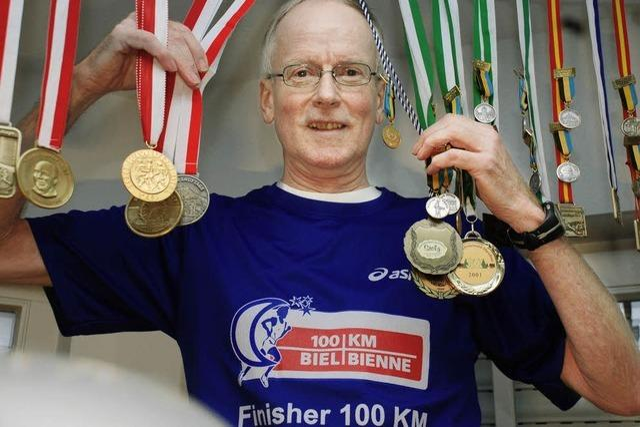 Der 100-Kilometer-Mann