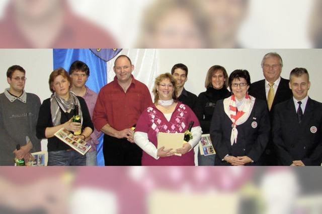 150 Blutspenden sind das Ziel von Hans-Peter Heer