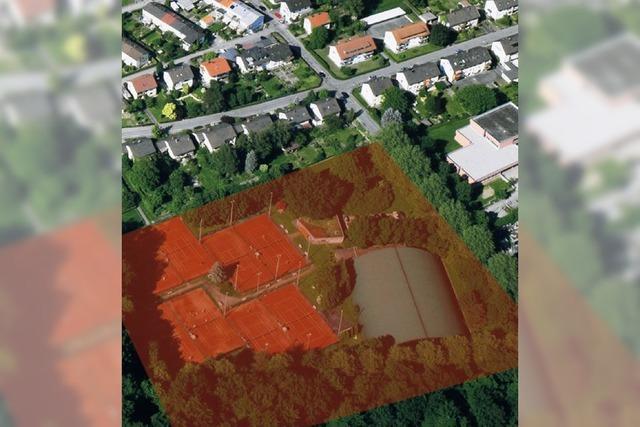 Mit Wohnbauflächen viel bescheidener als den Planern lieb ist