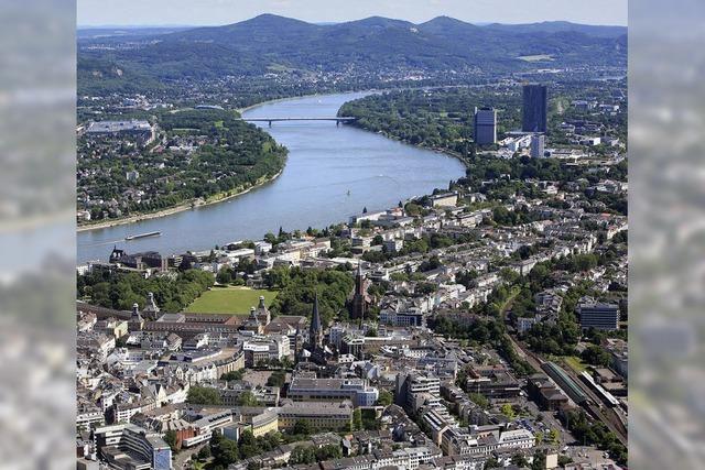 BZ-Leserreise in die ehemalige Hauptstadt Bonn