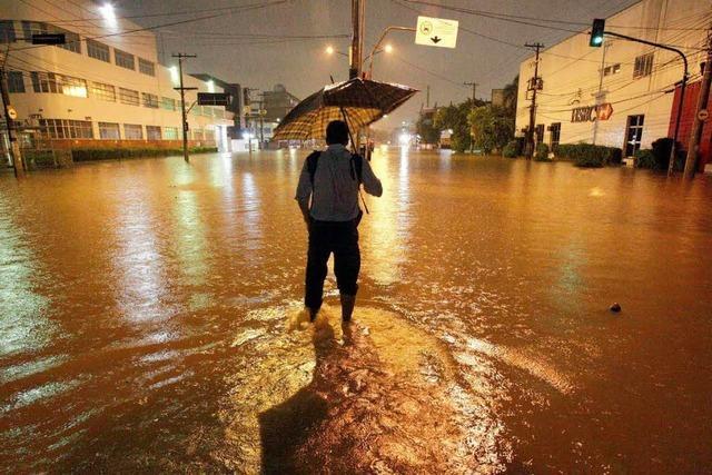 Brasilien: 115 Tote nach Unwetter-Katastrophe