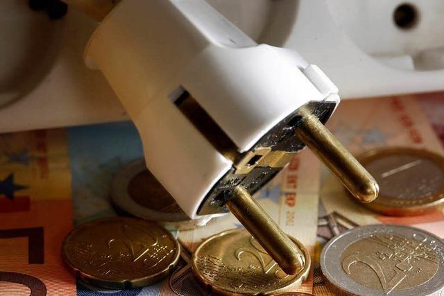 Strompreise: Kartellamt kann keine Absprachen nachweisen