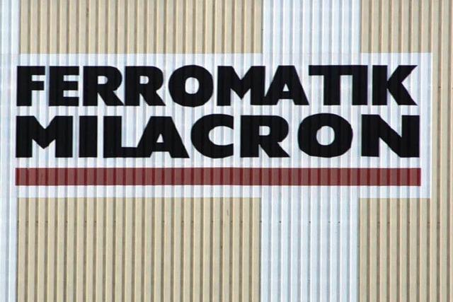 Maschinenbauer Ferromatik erholt sich rasant