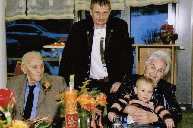 Viele Jahre Gastgeber von Toni Turek
