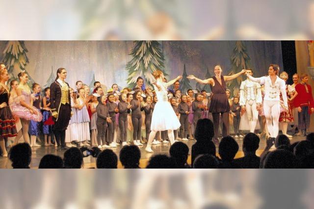 Eine großartige Harmonie von Tanz und Musik