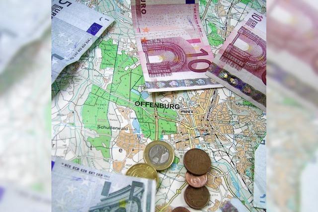 Dem Ortenaukreis geht's finanziell besser als noch im Herbst
