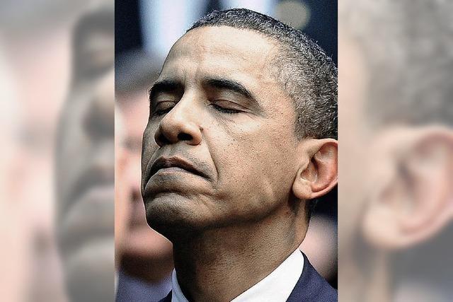 Nach dem Blutbad von Arizona: Obama ruft zur Einheit auf