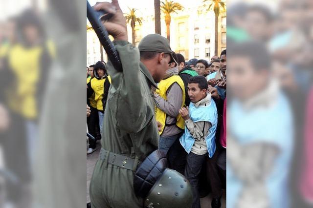 Neue Unruhen in Tunesien