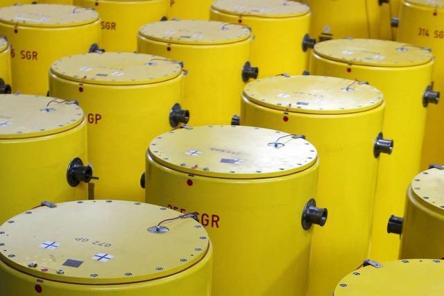 Atomtransporte – in der Schweiz werden sie kaum beachtet