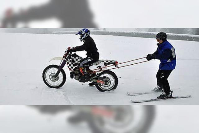 Wintersport als Spektakel