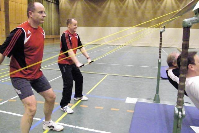 Spezielles Fitnesstraining für Walker und Jogger