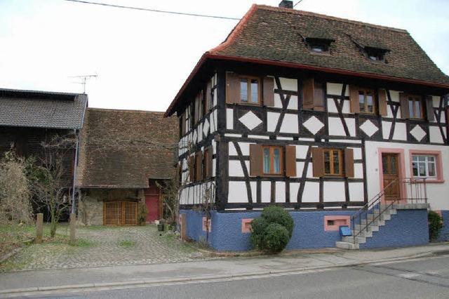 Gemeinde will Fachwerkhaus kaufen