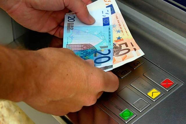 Mehr Transparenz beim Geldabheben – auch in Freiburg