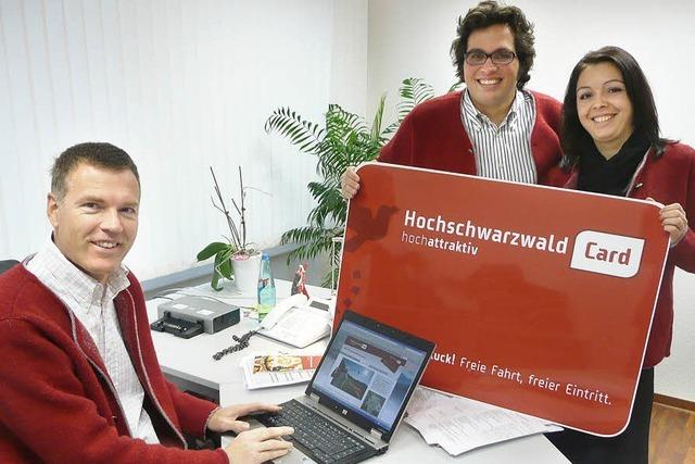 Hochschwarzwald-Card - jetzt soll Mundpropaganda wirken
