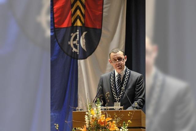 René Lohs will Bürgermeister bleiben