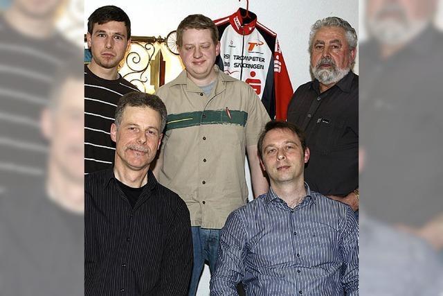 Bernd Ulich ist jetzt erster Radler im Verein