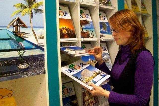 Urlaubsreisen: Frühbucher sind schon in Sommerlaune