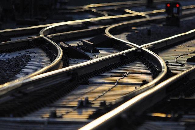 Bahn soll umgebaut werden