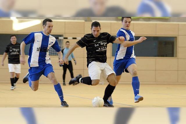 Futsal findet kaum Freunde