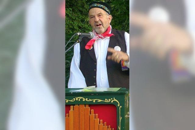 Josef Reich aus Waldkirch: Orgeln für Gott und die Welt
