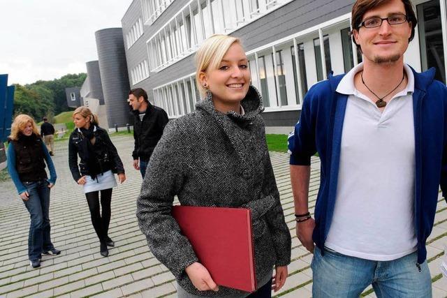 Duale Studiengänge sind nicht sozialversicherungspflichtig