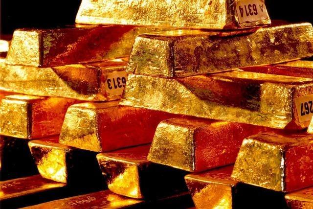 Ben Alis Frau floh mit 1,5 Tonnen Gold