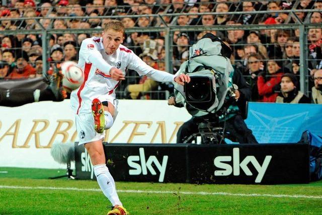 SC Freiburg: Neapel und Lazio haben Bastians im Visier