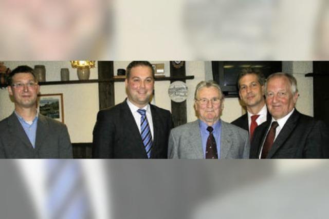 Seit 50 Jahren in der CDU aktiv