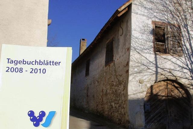 Zeitreise vom Altweiler Schlössli bis zur Haltinger Georgskirche