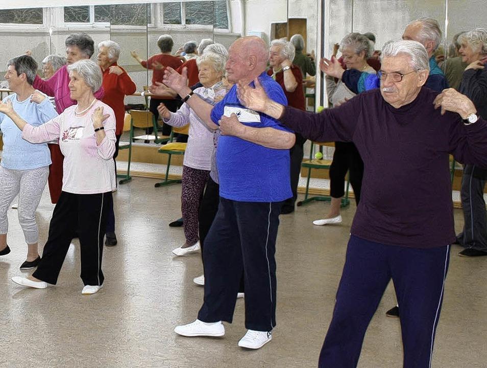 Bewegung Mit Musik Für Senioren