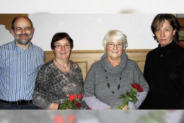 Kirchenchor blickt wieder positiv in die Zukunft