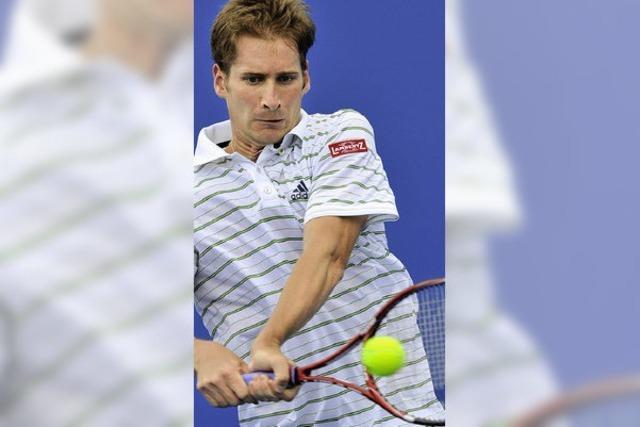 Guter Auftakt für deutsche Tennisprofis