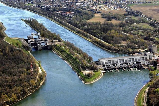 Mehr Wasser für Altrhein