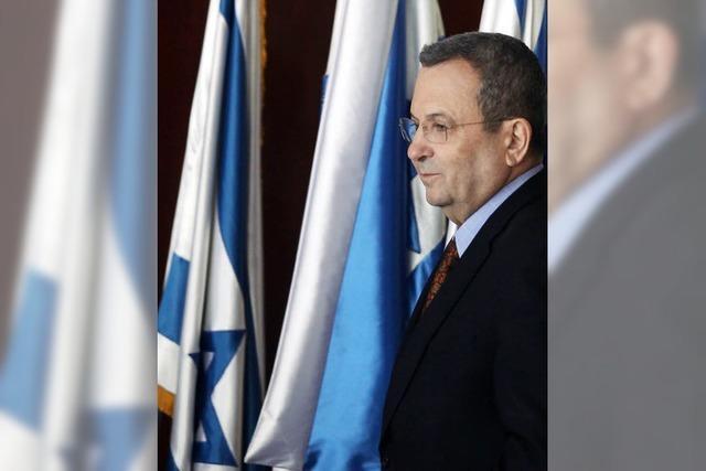 Barak will neue Partei gründen