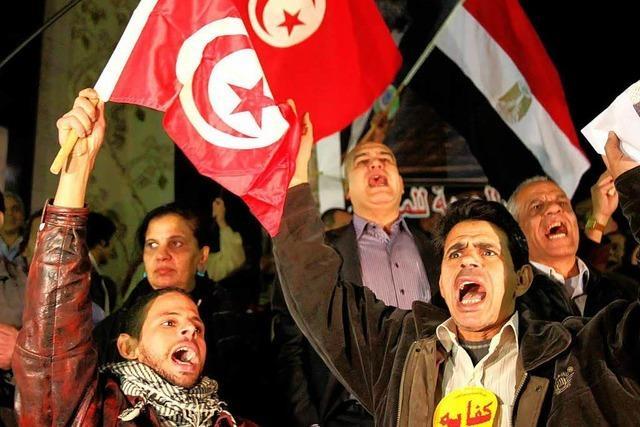 Löst Tunesien einen Dominoeffekt aus?