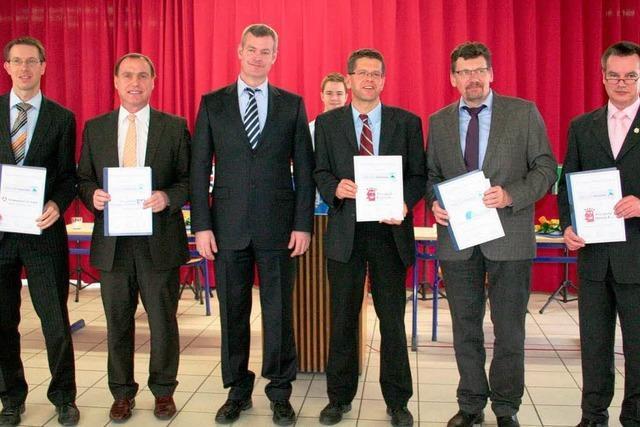 Realschule schließt Kooperationen zur Berufsorientierung