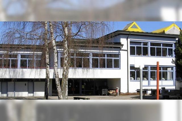 Hackschnitzel sollen künftig Schulgebäude beheizen