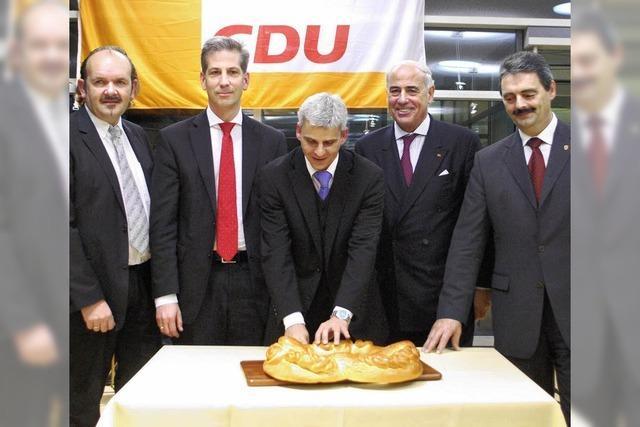 CDU geht mit breiter Brust in die Wahl