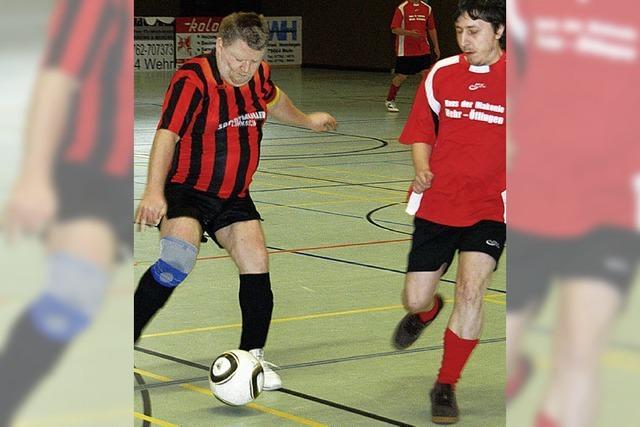 Diakonie trat gegen den Ball