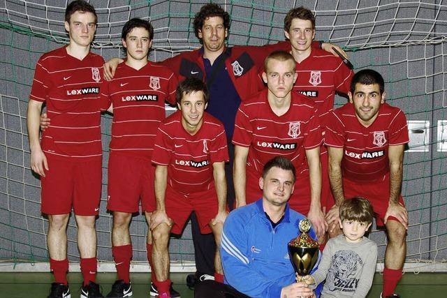 Freiburger FC gewinnt Hallenturnier