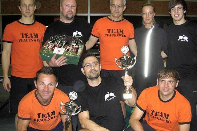 Erstmals gewinnt ein Nordweiler Team