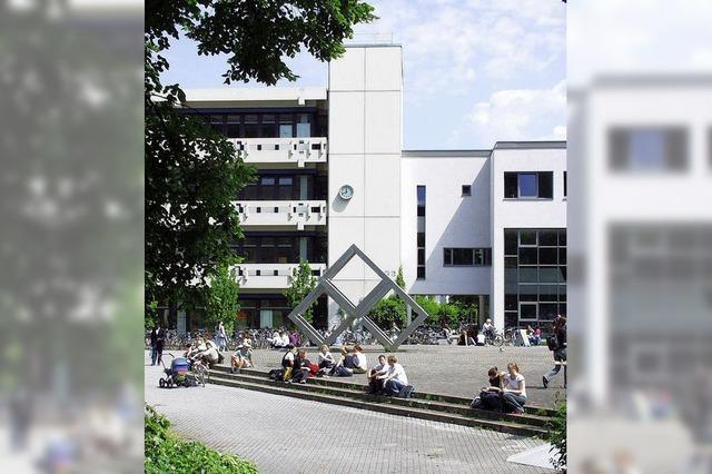 Die Universität brennt