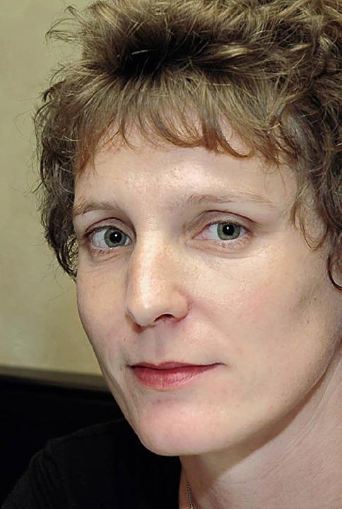 Annette Pehnt    Foto: Brigitte Sasse