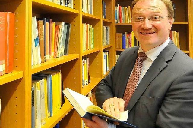 Der Freiburger Ökonom Lars Feld wird Wirtschaftsweiser