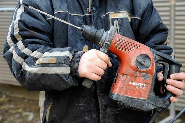 Bande spioniert Handwerker aus – gezielt Hilti-Geräte im Visier